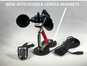 Inspeed Storm Chaser ™ Magnetic Mount Anemometer - IMPROVED!